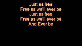 zac brown band-free (lyrics)