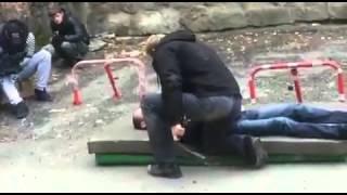 "Съемки сериала ""Казаки"" в Новороссийске"