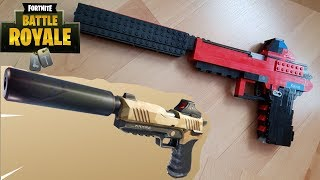 How to Build a WORKING Fortnite Pistol
