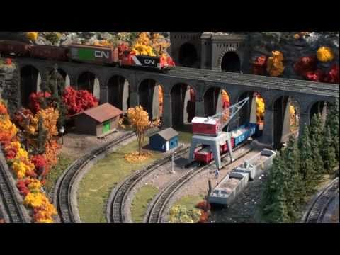Mike's N Scale Railroad Layout – Part II