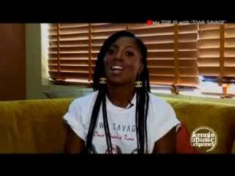 MyTop10 With @TiwaSavage