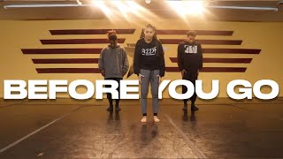 LEWIS CAPALDI - BEFORE YOU GO | #theINstituteofDancers | Contemporary Dance by Gina Menichino
