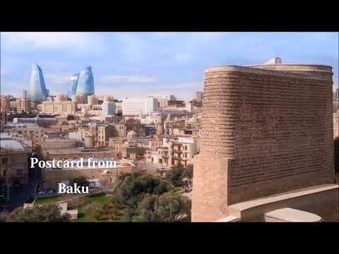 Postcard from Baku - The Maiden Tower