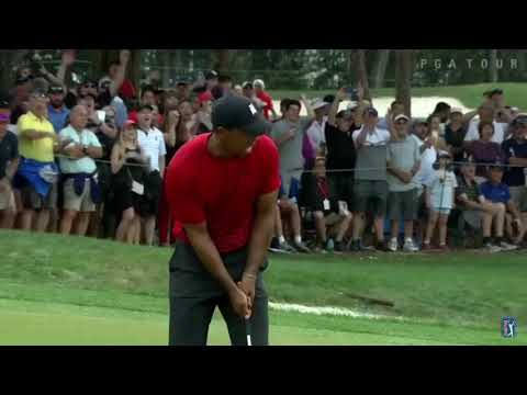 Top 10 Putts from Tiger Woods