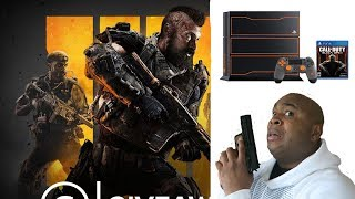 BLACK OPS 4 PLAYSTATION 4 GIVEAWAY!!! + 3 COPIES OF BLACK OPS (read the description!!)