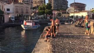 видео VLOG: Сицилия День 2, Катания, шоппинг, красиво и бедно