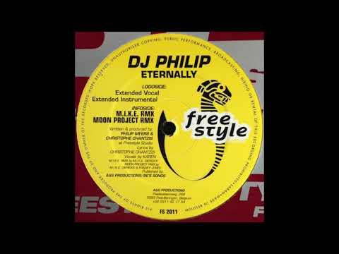 DJ Philip - Eternally (M.I.K.E. Remix) (1998)