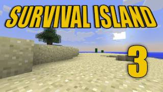 "Minecraft - ""Survival Island"" Part 3: Cactus"