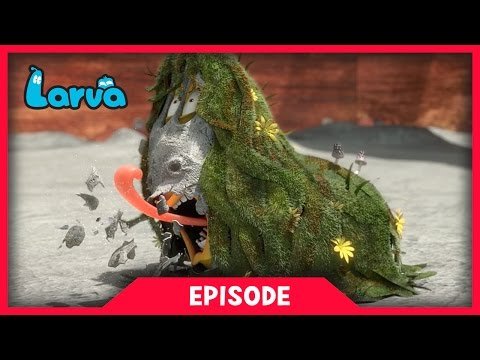 LARVA - CEMENT | Cartoon Movie | Cartoons For Children | Larva Cartoon | LARVA Official