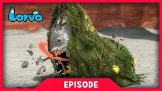 LARVA - CEMENT | Cartoon Movie | Videos For Kids | Larva Cartoon | LARVA Official