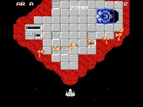 Star Force 1987 NES Rom + Download Links