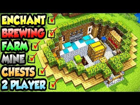 minecraft-underground-full-survival-house-tutorial-(how-to-build)
