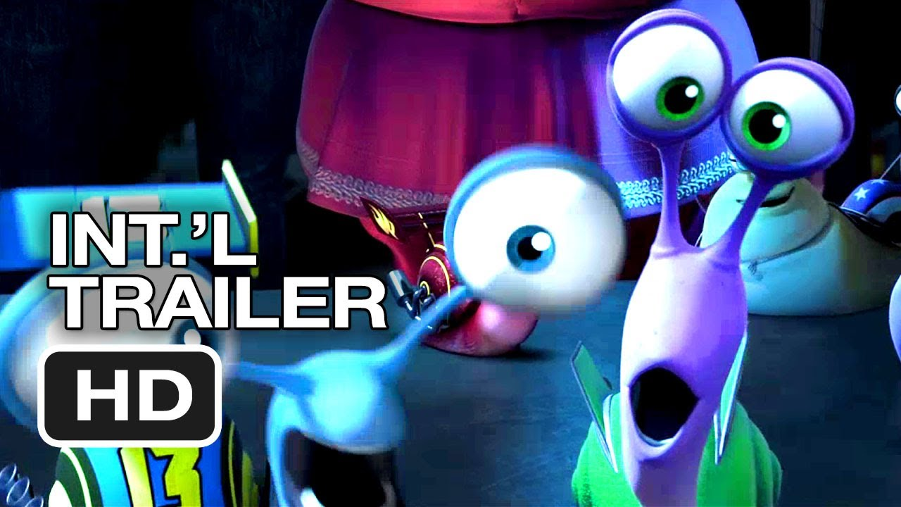 turbo official international trailer #2 (2013) - ryan reynolds, bill