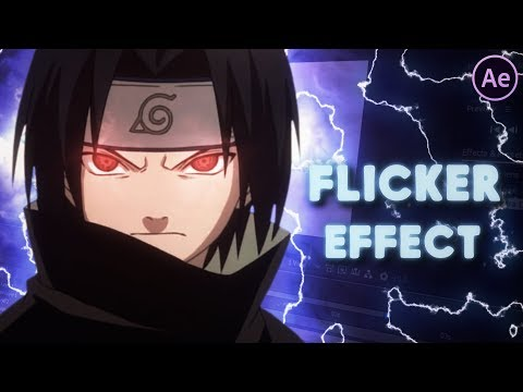 Flicker Effect | After Effects Tutorial AMV
