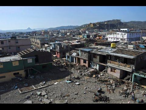 Baracoa después del huracán Matthew