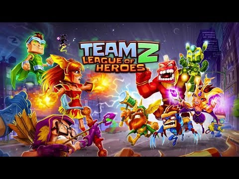 Team Z League of Heroes (by Genera Mobile) - iOS/Android - HD 1080p Gameplay Trailer