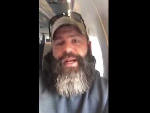 Steven Gern Lands in Baghdad International Airport; Something To Think About
