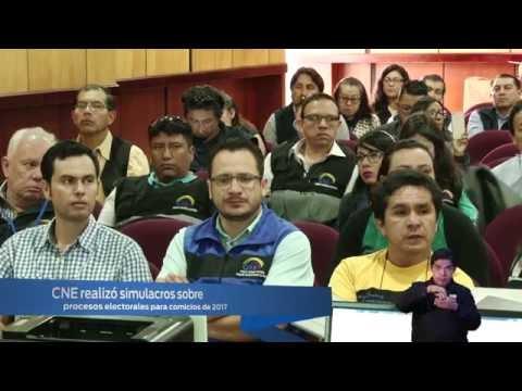 Programa 07 Sociedad Viva TV, del CNE