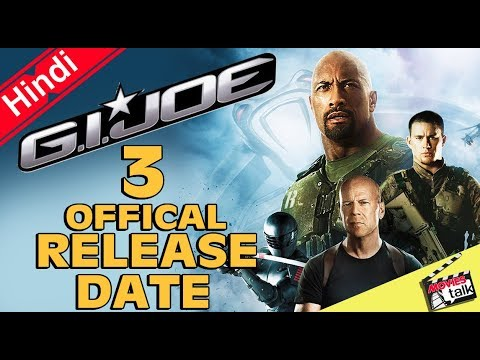 G.I. Joe 3 Confirm Release Date & Two More...
