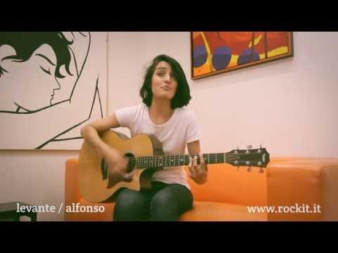 Levante - Alfonso live a Citofonare Rockit