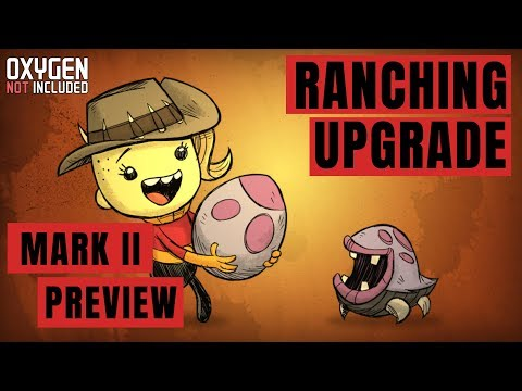 Ranching Upgrade Mark II Preview - Oxygen not Included Deutsch 4k