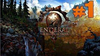 Прохождение Enderal: The Shards of Order - НОВОЕ НАЧАЛО! #1