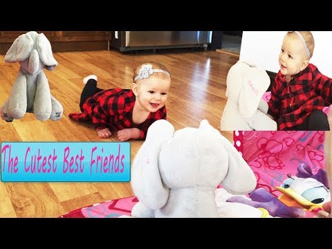 Kids Songs: Baby Sofia and her Singing Elephant.