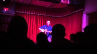 Mike Doughty - Cactus Cafe - Austin, TX - 2-14-12 - Tremendous Brunettes
