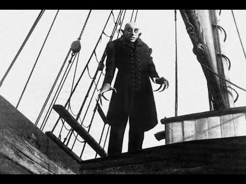 Nosferatu (F. W. Murnau, 1922) Live Soundtrack @ Il Mondo Che Non Vedo (31-10-2017)
