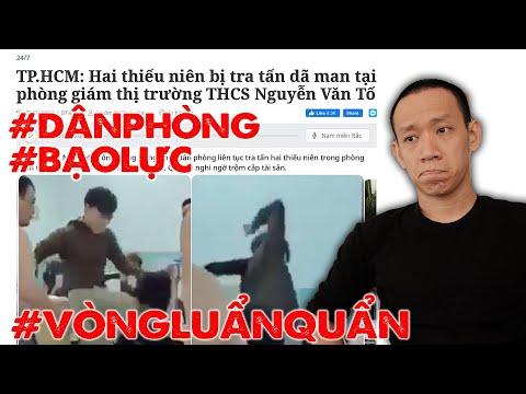 Sự CÔNG KÍCH - VÒNG LẨN QUẨN không lối thoát từ xã hội | Nguyễn Hữu Trí reaction