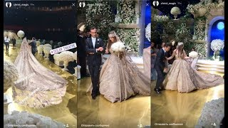 Шикарная свадьба детей олигархов за $10 млн (600 миллионов рублей)