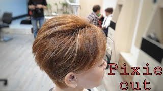 Download Video Pixie cut| haircut girl| potong rambut wanita pendek MP3 3GP MP4