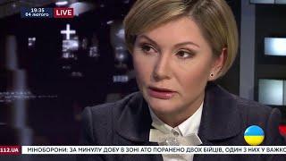 Бондаренко о том, платят ли ей за участие в российских ток-шоу