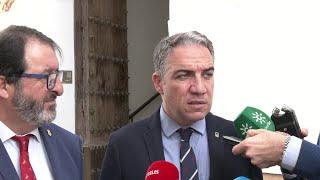 Elías Bendodo afirma que no van a aceptar subir los impuestos en Andalucía