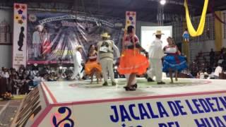 Concurso de huapango Jacala 2016 hidalguense juvenil