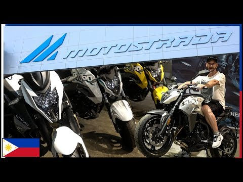 MotoStrada - Opening Day - Caloocan Philippines
