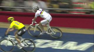 Zesdaagse Gent 2009 - Final Madison (5 laps)