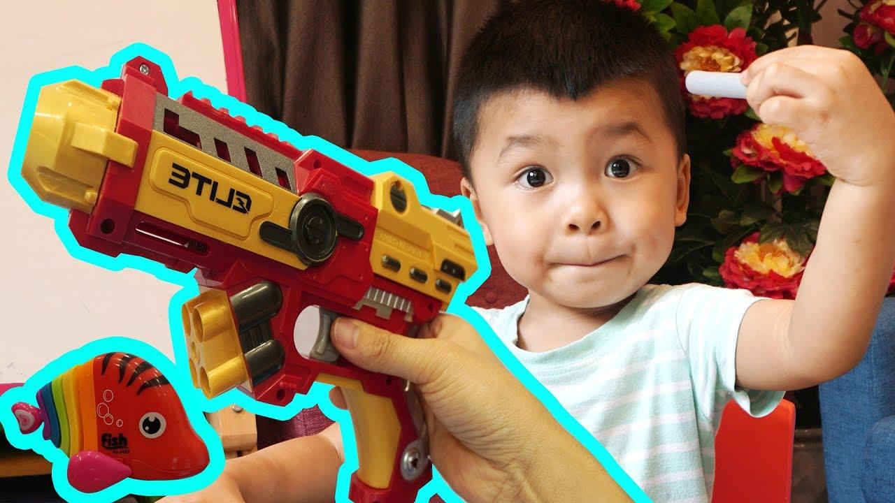 Trò Chơi Bé Bắp Đi Tìm Đồ Chơi Trẻ Em ♥CreativeKids ♥