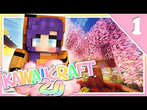 KawaiiCraft 2.0 | Ep.1 | LET THE ADVENTURE BEGIN!