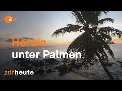 Meer, weiße Strände - und tausende Heroinsüchtige: die Seychellen | auslandsjournal