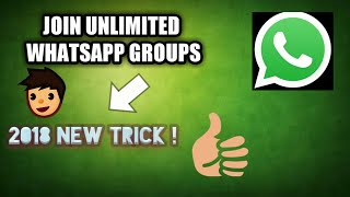 How to join unlimited whatsapp groups  | and grow our YouTube channel