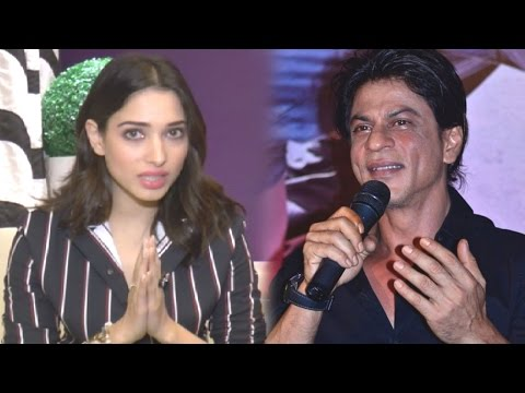Tamannaah Bhatia: I Am Very Thankful To Shah Rukh Khan!