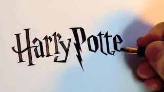 Famous Logo's Drawn by Hand