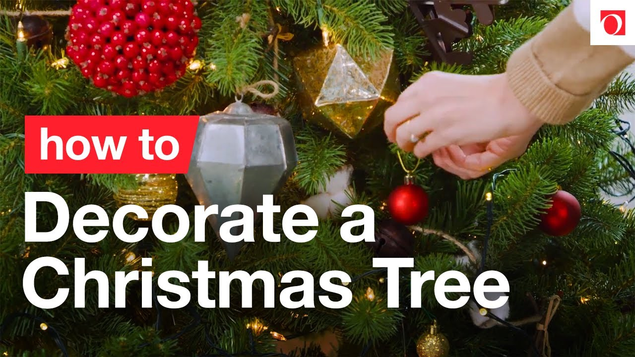 Christmas Tree Decoration Ideas 2020 - Overstock.com - YouTube