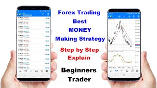 Forex Mobile Trading Strategy