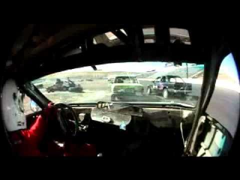 Porsche 944 DWA Race Car / 24 Hours of LeMons / Altamont Raceway 2007