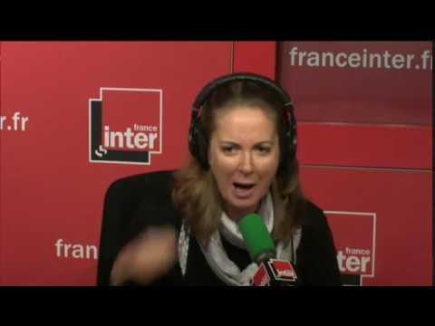 """Charline : """"JO : les caisses sont vides ? On les retourne et hop, ça fait des podiums pas cher !"""""""