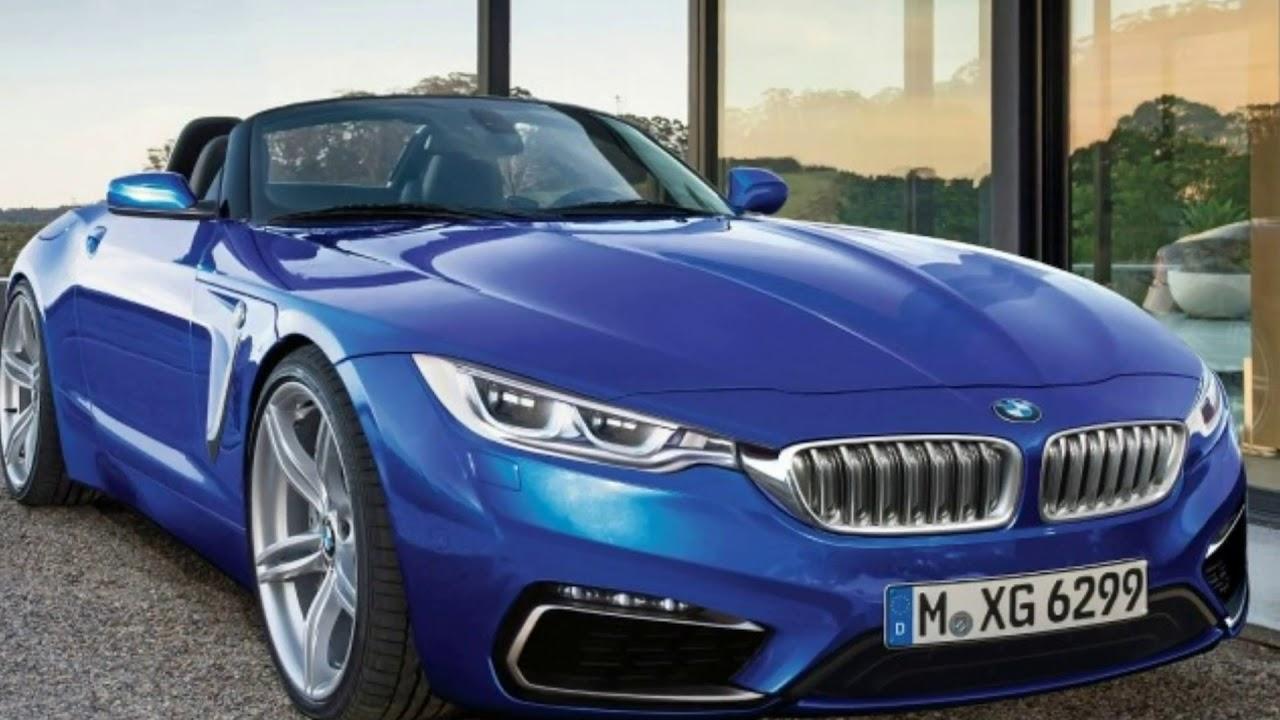 2018 BMW Z5 - exterior cars roadster model-2018 BMW Z5 - YouTube