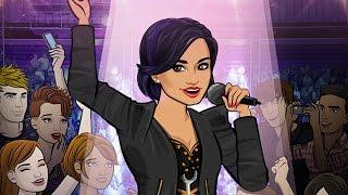 Demi Lovato Releasing A Mobile Game App Like Kim Kardashian