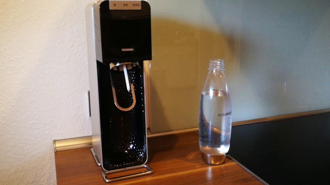sodastream power wassersprudler kleiner pers nlicher. Black Bedroom Furniture Sets. Home Design Ideas